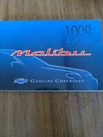 1998 Chevy Malibu Owners Manual