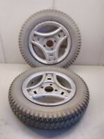 Permobil K 350 Wheels and Rims 3.00-8 Set of 2