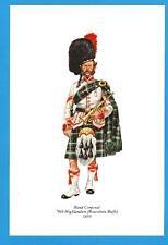 Postcard - BAND CORPORAL 78TH HIGHLANDERS 1859