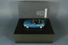 1/43  BMW Z4 e85 2002 blue Minichamps Dealer version 80420144054 VERY RARE!!!