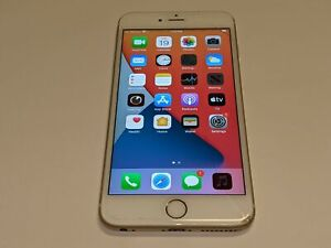 Apple iPhone 6s Plus A1687 64GB Gold Verizon Smartphone/Cell Phone *Smashed*
