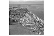 ASPENDALE - EDITHVALE 1st aerial view 1964 modern Digital Photo Postcard