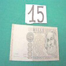 1000 mille lire marco polo 6-1-1982 AB 336989 J RARA