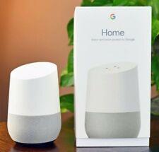 Google Home Smart Speaker with Google Assistant White Slate