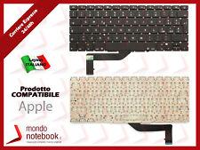 "Tastiera Italiana Apple Macbook Pro A1398 15"" Retina"
