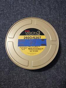 Kodak Vision 3 5207 250D 35mm color negative film-24m, 80ft