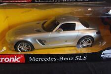 Cartronic RC Mercedes-Benz SLS AMG 1:14 silver (JS)
