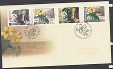 Australia Day 1997 First Day cover with set of ARTIST PAINTINGS stamps 16/1/1997