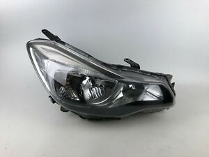 Subaru XV Crosstrek Front Right Side Xenon Headlight Headlamp LHD