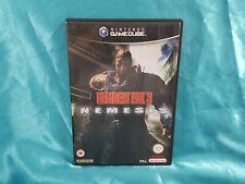 *gamecube RESIDENT EVIL 3 Nemesis (NI) Nintendo PAL UK Version wii
