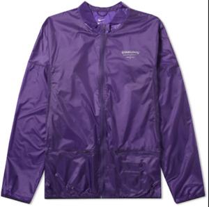 NikeLab x Undercover Gyakusou Packable Running Jacket 910802-570 Large NWT $180