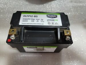 BikeMaster DLFP-12-BS Lithium Ion Batteries YTZ10S, YT12A-BS GSXR 1000 600 750