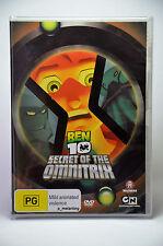 Ben 10 Secret of the Omnitrix DVD - New in sealed box