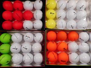 48 Srixon 2019/2020 Soft Feel Mint AAAAA Used Golf Balls