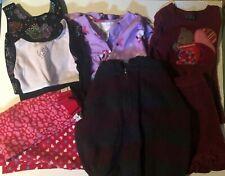 Toddler Girls Clothes Lot Size 4T 8pcs pants/skirt/dance/sweatsh irt/Pj's