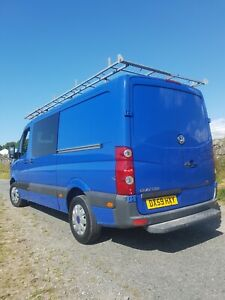 Vw Crafter low mileage