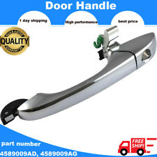 Chrysler 300C 05-10  Driver Side LH Chrome Door Handle OE#4589009AD