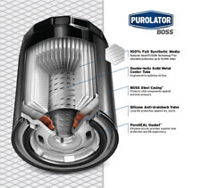 Purolator PBL14461 PurolatorBOSS Premium Oil Filter - 100% Full Synthetic Media