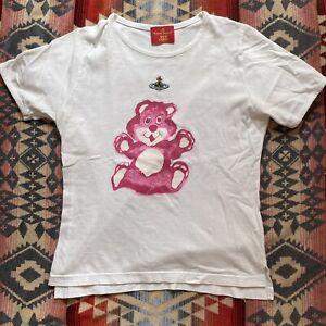 Vivienne Westwood teddy bear tee top