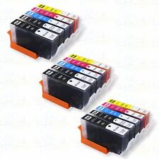 15- HP 564 XL Ink Cartridges (3 sets) for C6375 C6380 C6383 C6388 D5445 D5460