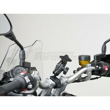 SW-Motech Universal GPS Halter Kit RAM System für Motorrad Lenker NEU