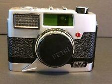 Petri Compact E Super-Fast 2.8 Kuribayashi Orikkor f=28mm lens UNTESTED