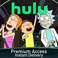 Hulu Access No ADS - Lifetime Warranty - Instant Delivery