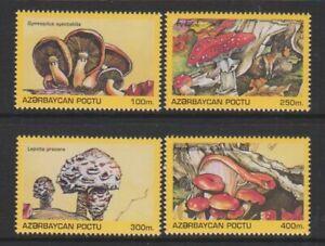 Azerbaijan - 1995, Fungi set - MNH - SG 256/9