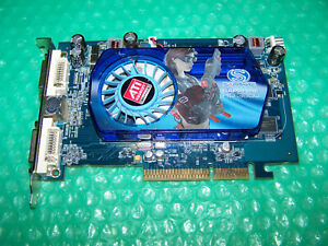 Sapphire Radeon HD3650 AGP 512MB DDR2 Dual DVI Graphics Card, Tested