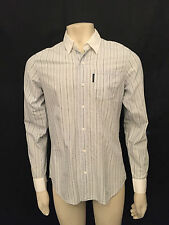 Calvin Klein Fitted Striped Casual Shirts & Tops for Men