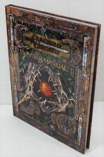 Dungeons & Dragons D&D Monster Manual II 2002 1st Print