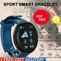 Smart Watch Fitness Sport Activity Tracker Heart Rate Monitor For Android & iOS