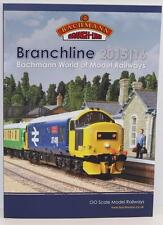 Bachmann Branchline OO Scale 2015 Catalogue 36-2015