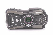 PENTAX Pentax Optio WG-1 GPS 14.0 MP Digital Camera - Gray