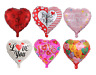 Heart I Love You Wedding Valentines Engagement Balloon
