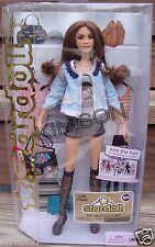 Barbie Stardoll Model Muse Bonjour Bizou Style 2 Brunette Doll SEALED CreasedBox