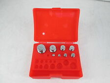 Calibration Test Weight Kit Digital Scales CAL Weights Set 100G 50G 20G 10G