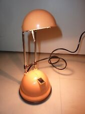 lampe de bureau vintage mathias orange