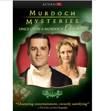 Murdoch Mysteries: Once Upon A Murdoch Christmas DVD