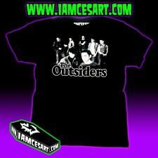 The Outsiders - Men's 100% Cotton DTG Tee movie Greaser Rockabilly iamcesart