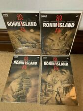Ronin Island #1 - 4 1 2 3 Greg Pak Pre- 00004000 order Variant Cover Comic Ethan Young