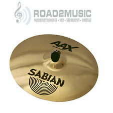 "Sabian AAX 17"" Studio Crash Brilliant Becken Drums Schlagzeug   *TOPDEAL*"