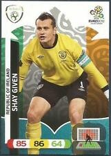 PANINI EURO 2012-ADRENALYN XL-REPUBLIC OF IRELAND-EIRE-SHAY GIVEN