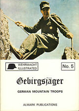german mounted troops -wehrmacht illustrated number 5 .