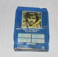 Neil Diamond, Double Gold, GRT, Bang 227 H, 8 Track