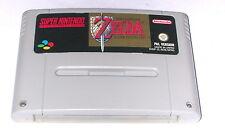 Gioco: the Legend of Zelda A Link to past SNES SUPER NINTENDO * Buone condizioni *