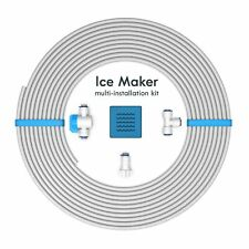 Drinkpod Ice Maker Installation Kit.Connects with any Ro or Water Filter System