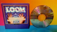Loom - PC CD Computer Game + Sleeve CD-ROM Lucas Arts Lucas Film Games Very Rare