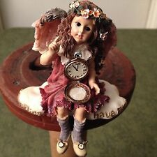 Retired Boyds Wee Folkstone Resin Rememberance Y. Angelflyte 2E New #36004