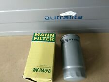 Fuel filter for ROVER,LAND ROVER,MG 75,RJ,M 47 R,204D2 MANN-FILTER WK 845/8